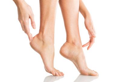 Zdravé nohy - dar na celý život