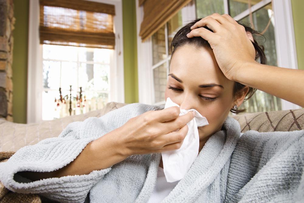 Přírodní a bylinná léčba nachlazení 3