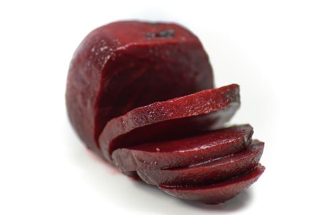 červená, řepa