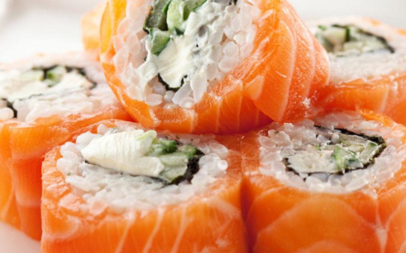 Dejte si sushi – nejen, že skvěle chutná, ale je i zdravé 1