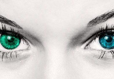 Chraňte svůj zrak před škodlivými vlivy, zaslouží si to