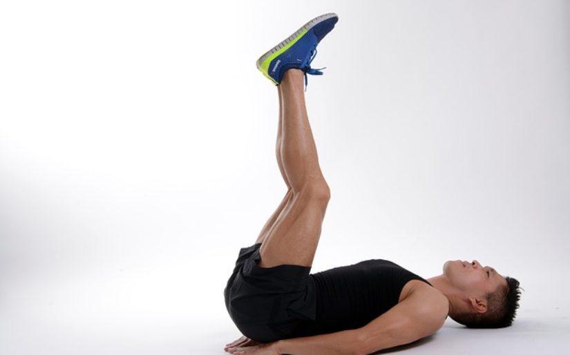 Břicho, Cvičení