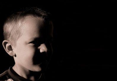 Deprese, Dítě