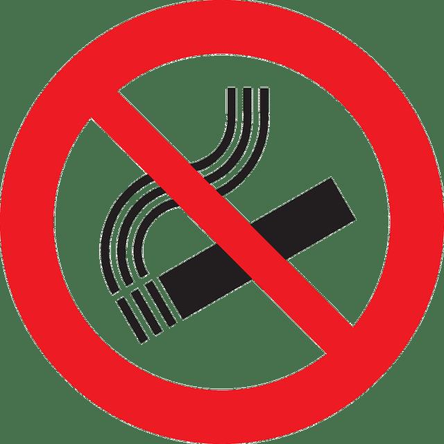 Kouření, Stop