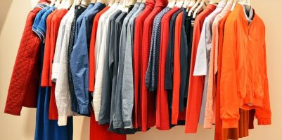 Oblečení, Nákupy