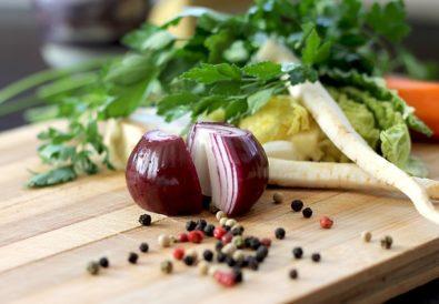Zelené, Potraviny