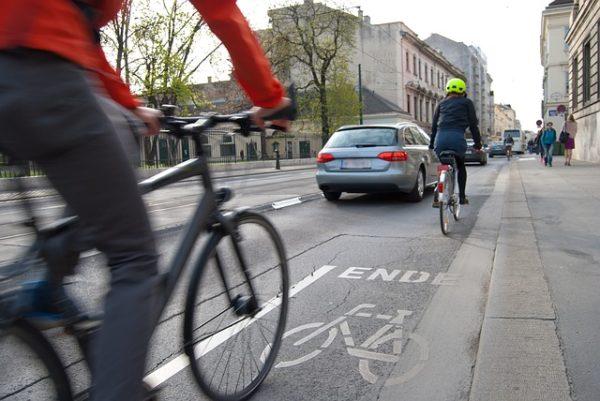 jízda na kole