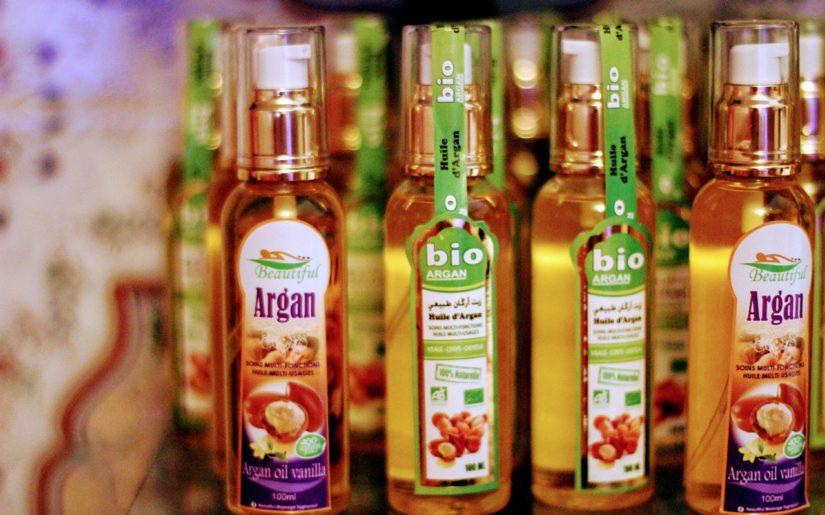 Arganový, Olej