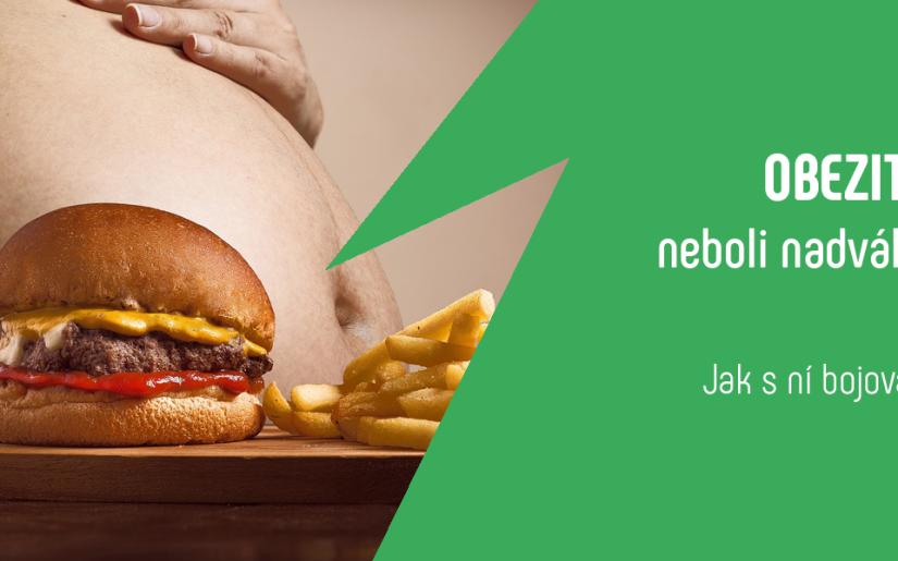 obezita neboli nadváha jak s ní bojovat