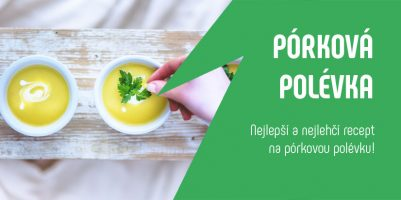 pórková polévka