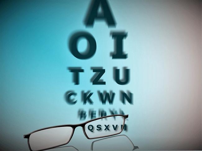 oční operace