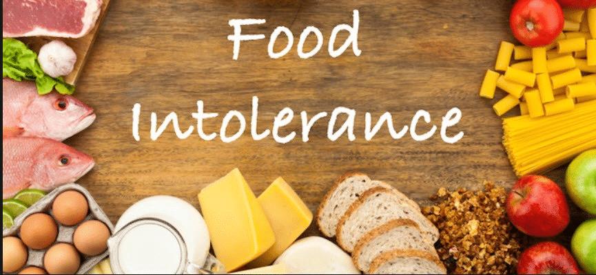 potravinová intolerance