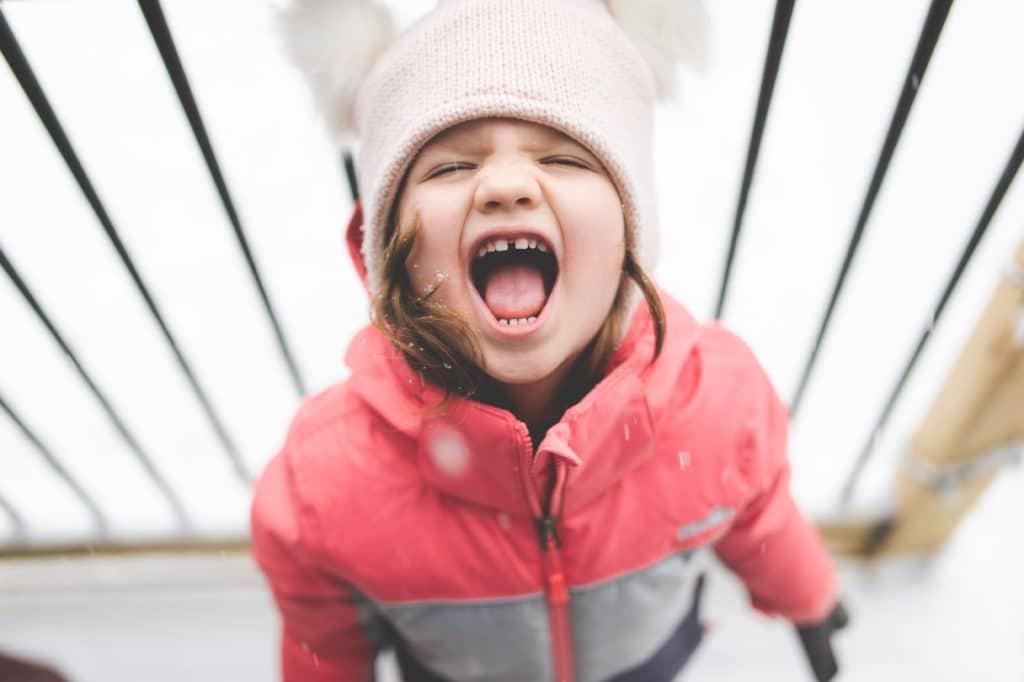Záchvaty vzteku jsou mnohdy pouze vývoj dítěte.